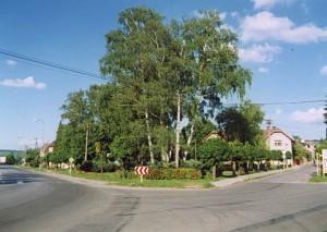 křižovatka na Lützowě náměstí