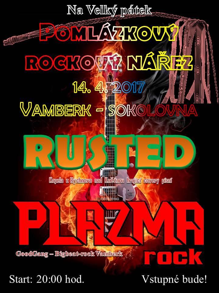 14.04.2017 -Plazma rock