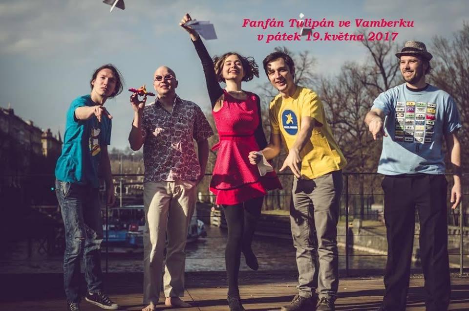 19.05.2017 - Koncert Fanfán Tulipán