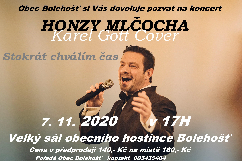 2-plakát Mlčoch - Gott -Cover