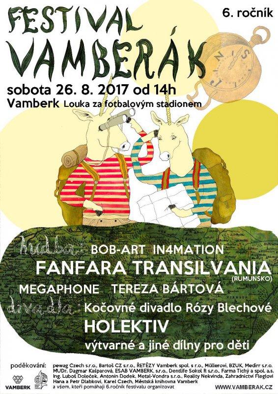 26.08.2017 - Festival Vamberák
