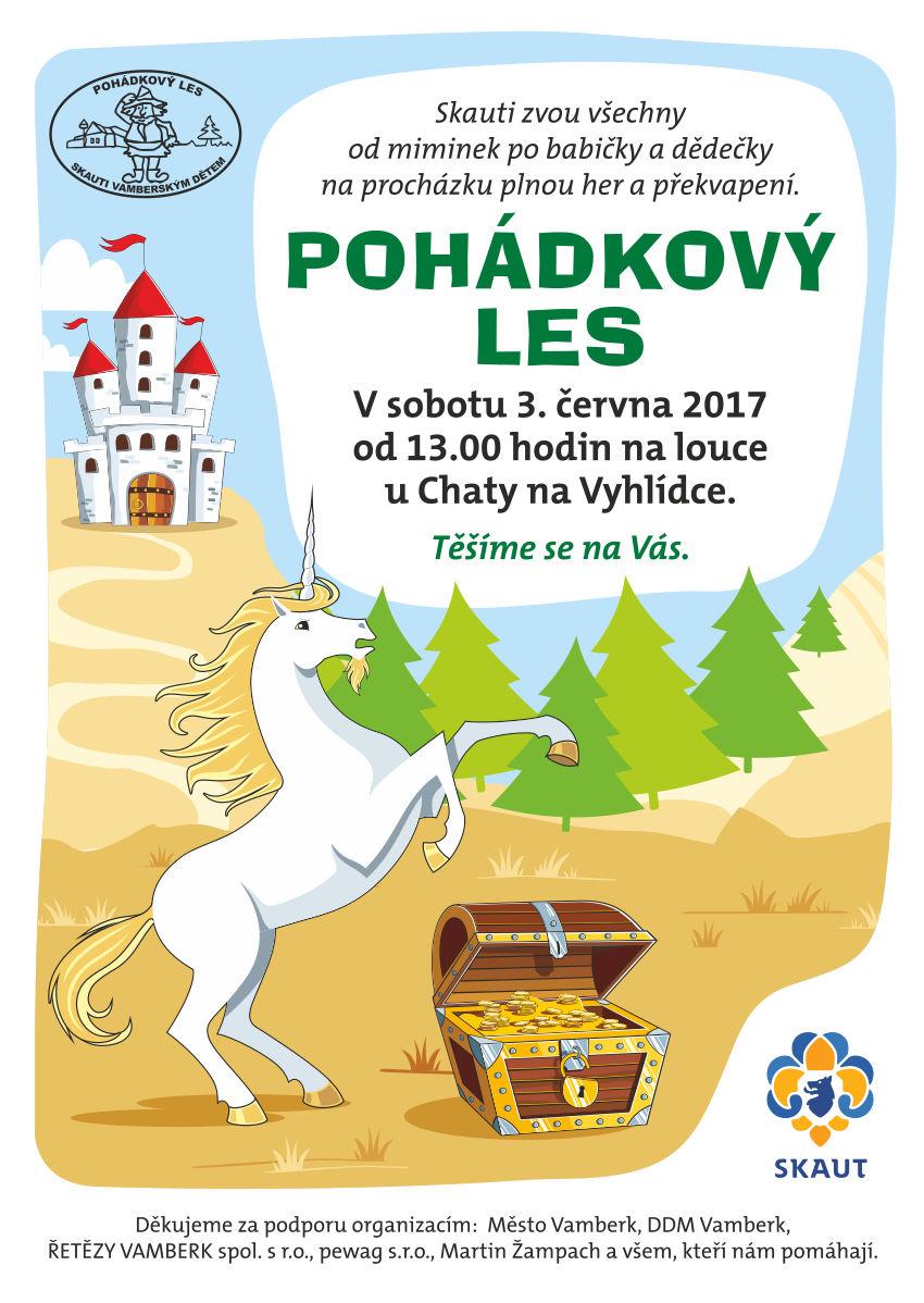 03.06.2017 - Pohádkový les