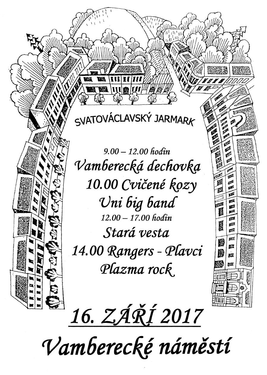 16.09.2017 - Svatováclavský jarmark