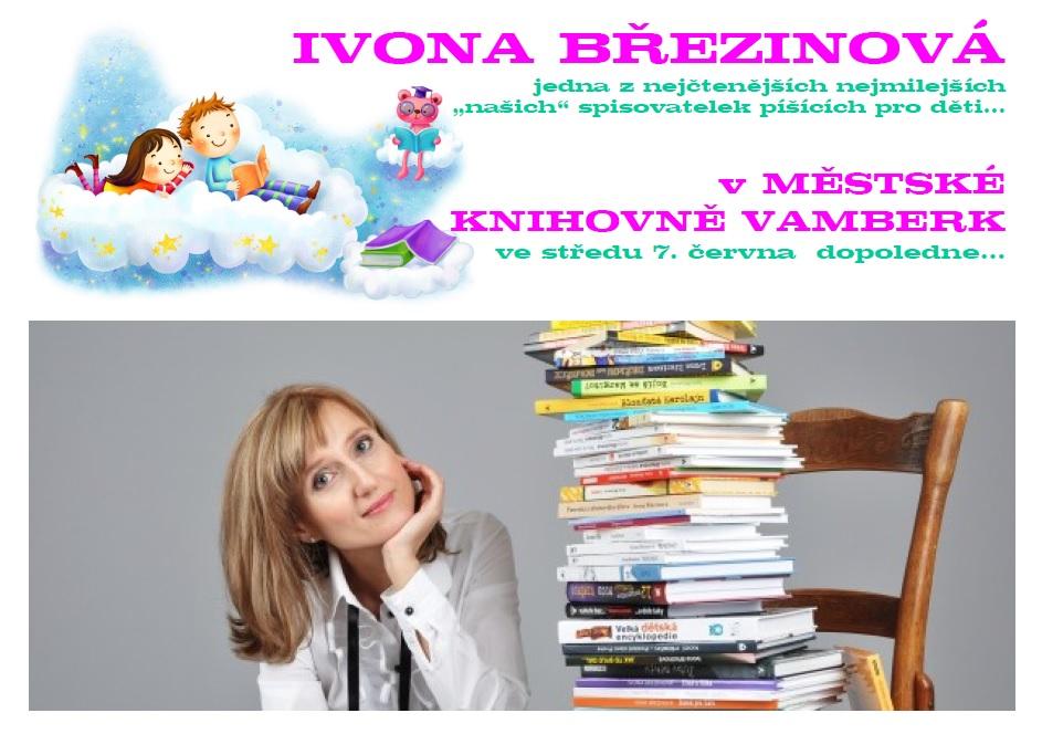 07.06.2017 - Beseda s Ivonou Březinovou