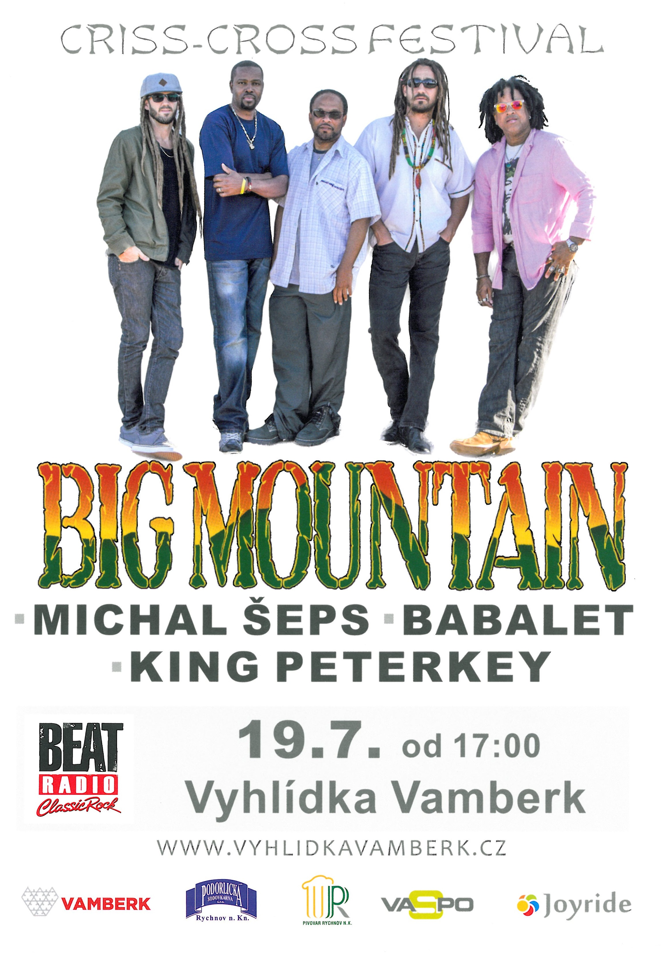 19.7.2017 - Big Mountain na Vyhlídce
