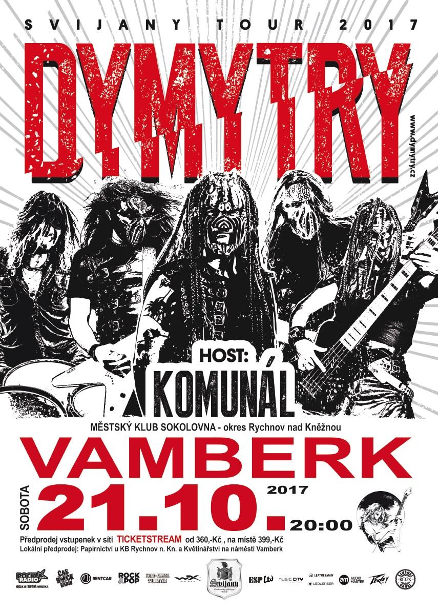 21.10.2017 - Dymytry