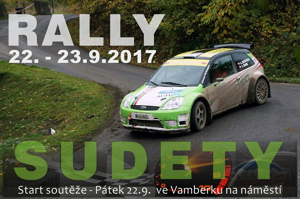 22. - 23.09.2017 - Rally Sudety 2017