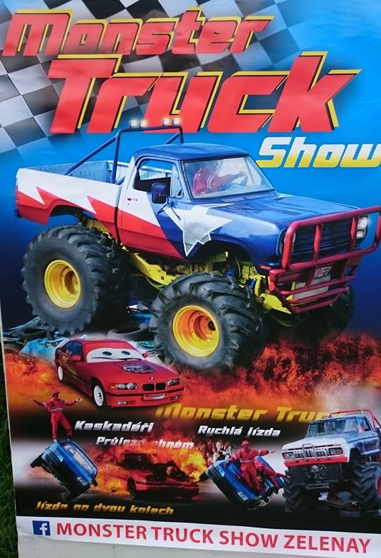 07.10.2017 - Monster Truck Show Zelenay