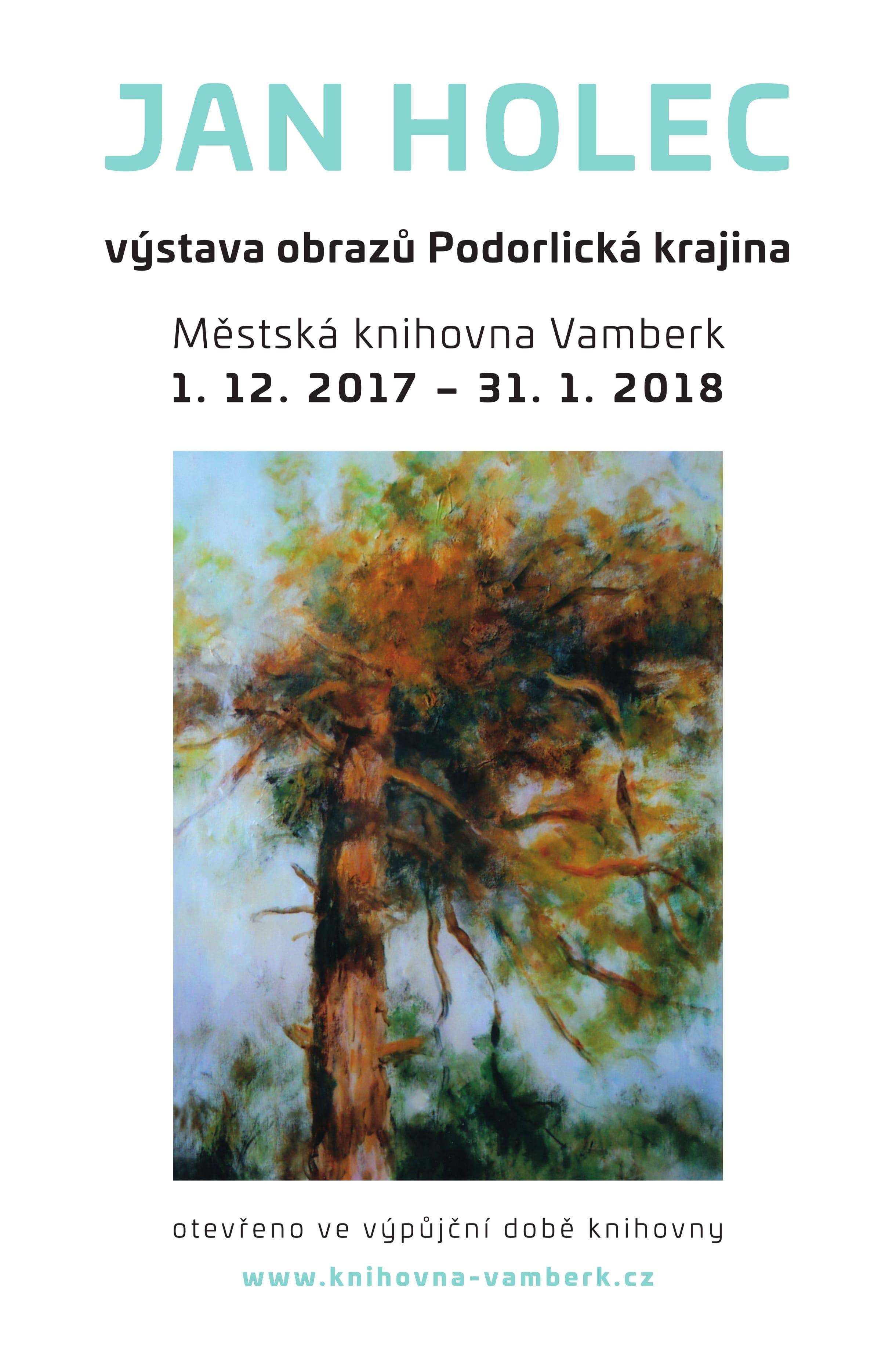 Holec-plakat vystava-tisk-1