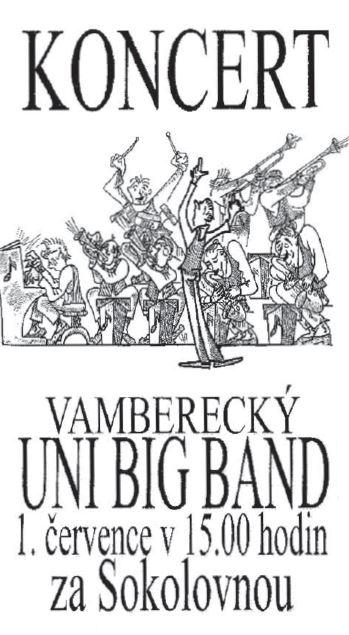 01.07.2018 - Koncert UNI BIG BAND