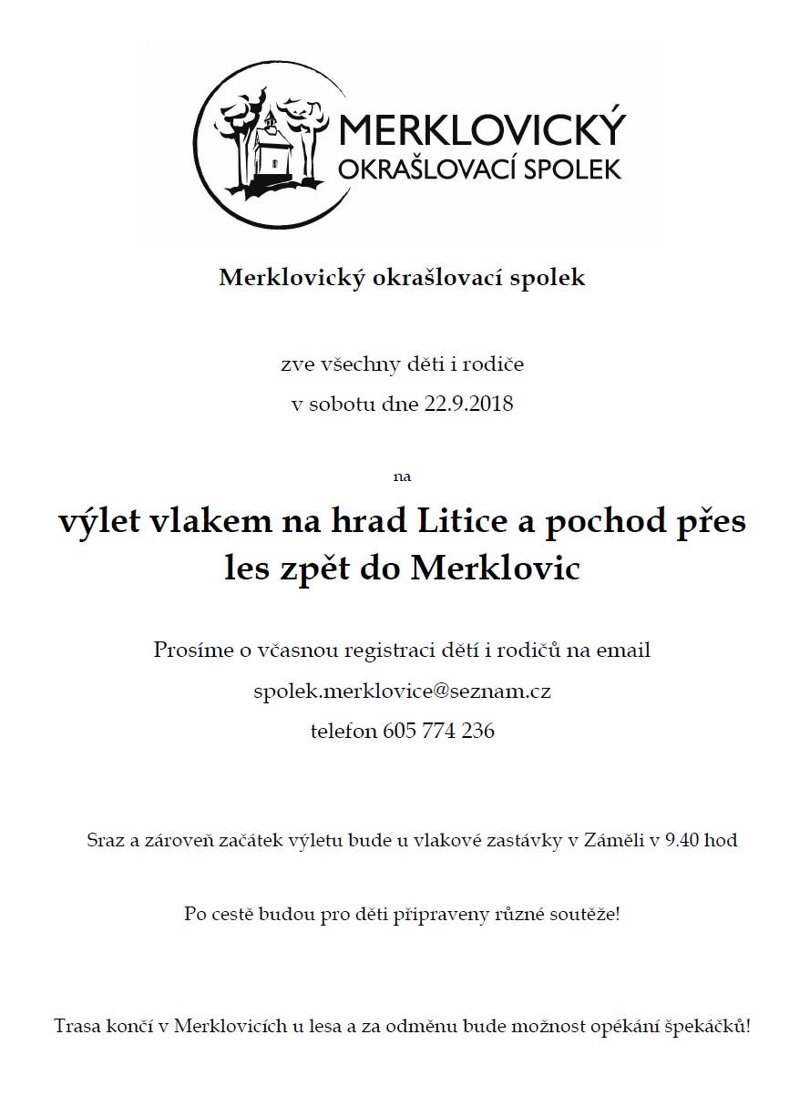 22.09.2018 - Výlet vlakem na Hrad Litice