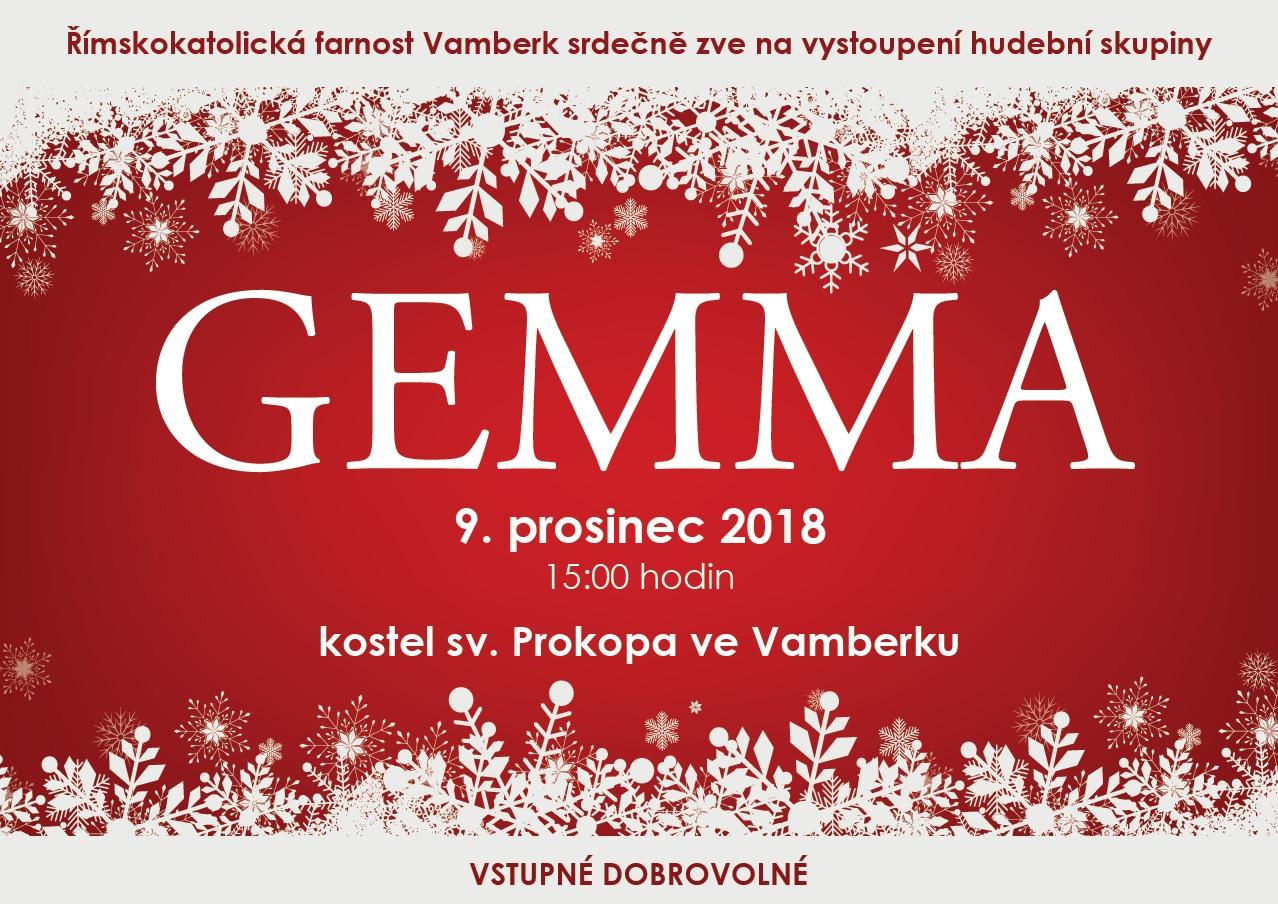 09.11.2018 - koncert GEMMA