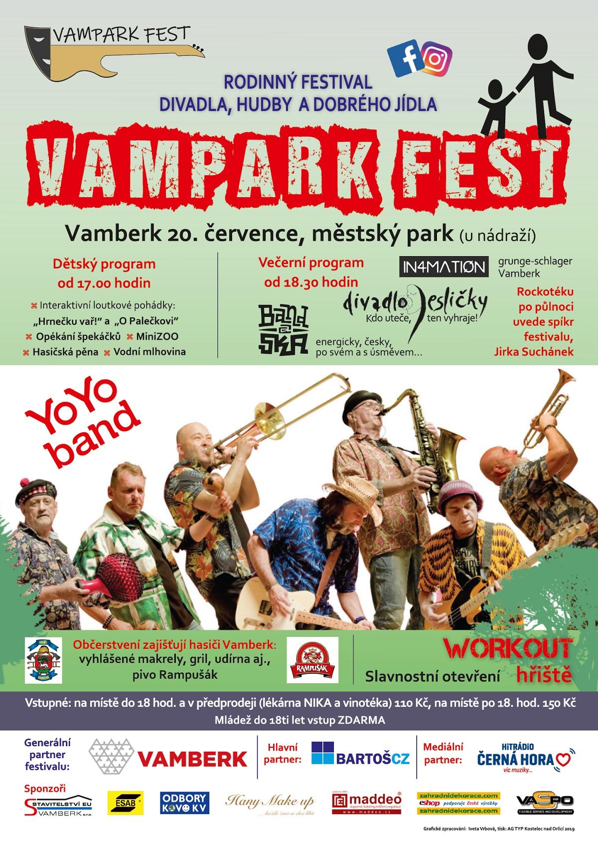 20.07.2019 - VAMPARK FEST