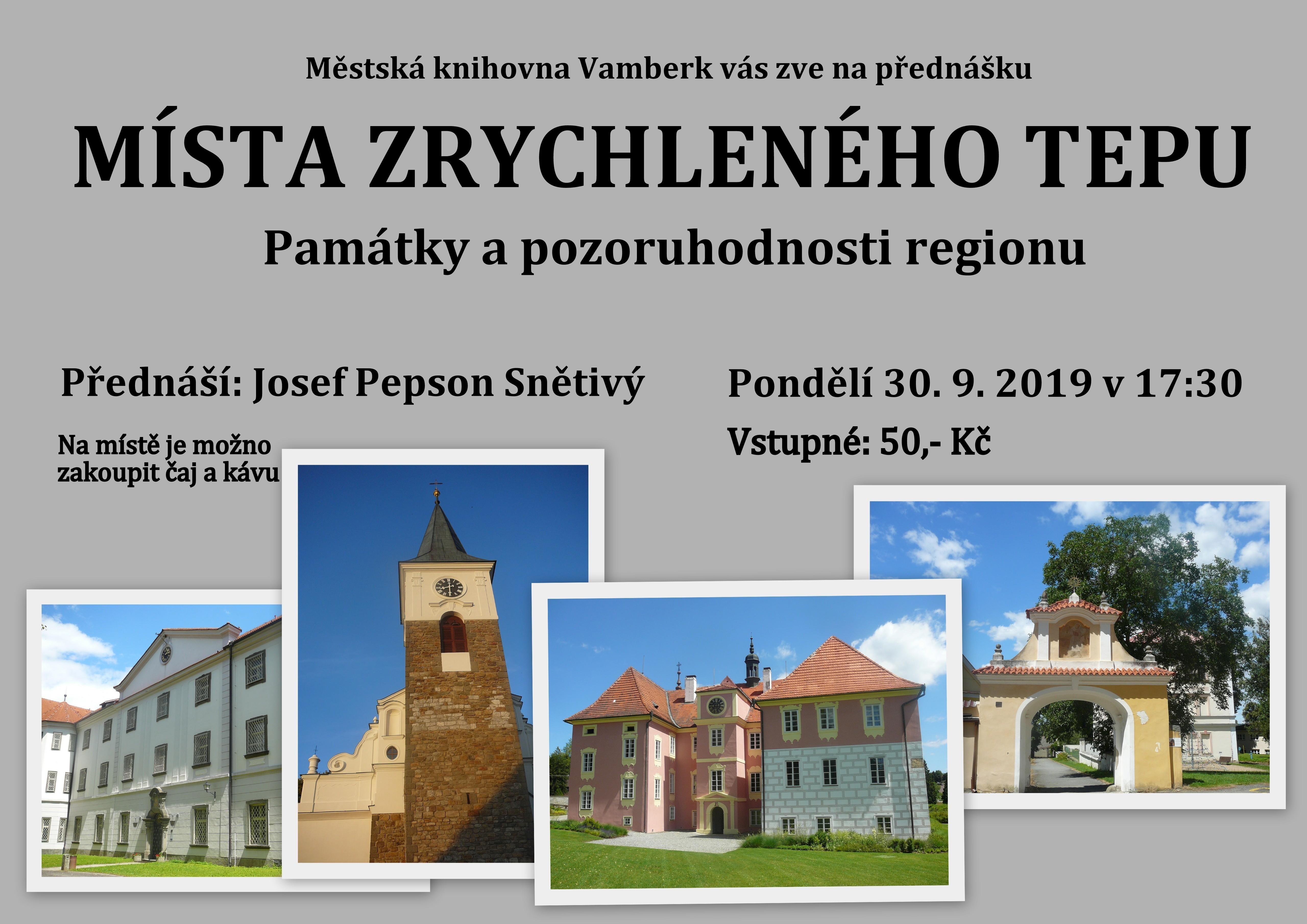 30.09.2019 - Přednáška MK Vamberk