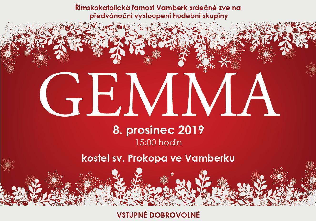 08.12.2019 - Gemma
