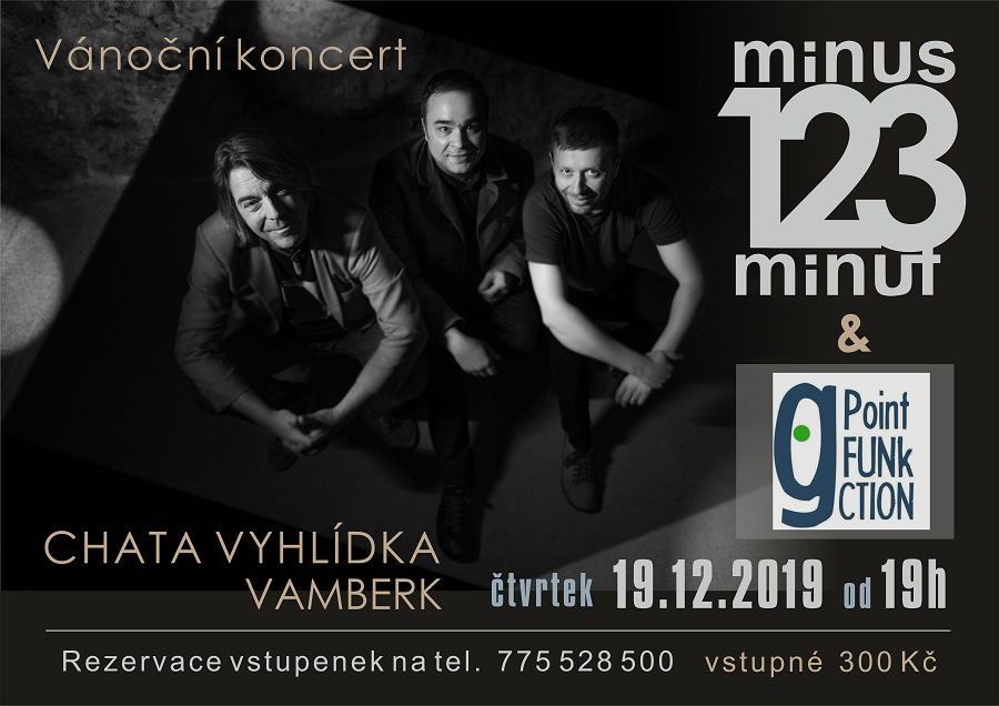 19.12.2019 - Minus123minut