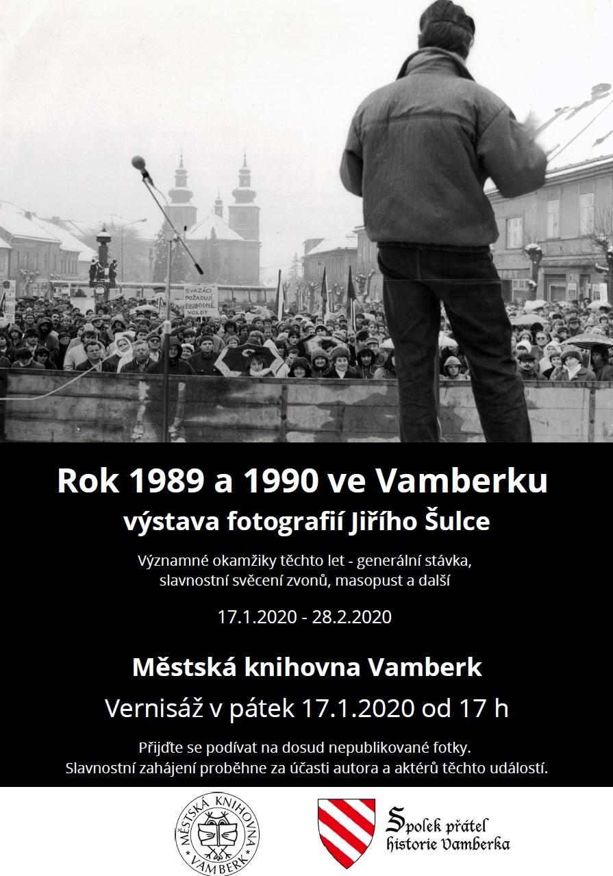 17.01.2020 - Výstava fotografií J. Šulce